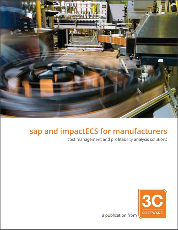 sap impactecs manufacturers
