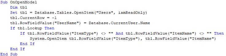 ImpactECS Open Mode - Script