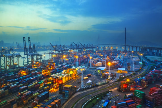 Container Terminals - 3C Software