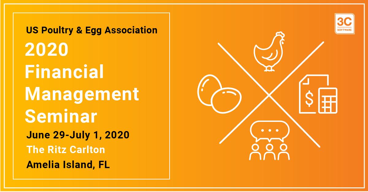 Egg & Poultry Financial Management Seminar